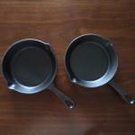 話題の「ニトスキ」購入!instagramで人気のニトリの鉄製フライパン、スキレットが想像以上に小さくてかわいい♡