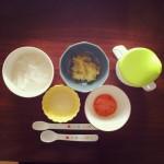 ストウブ離乳食:初期 3週目 食べられる野菜が増えたよ ストウブで野菜を煮込むと美味しいみたい