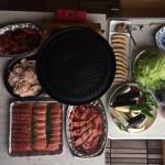 ベランダBBQ・プチアウトドア気分を味わえるカセットコンロ用焼き肉網と、神戸摂津本山のモーリスーパー