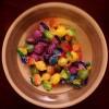 花火大会と、タカノフルーツパーラーのフルーツチョコレート