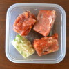 離乳食に便利な、冷凍ストックマイルール2種類。