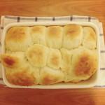 ホームベーカリーと野田琺瑯でつくる、手作りちぎりパン