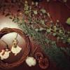 ユーカリでつくる、グリーンリースの作り方〜クリスマスにも、1年中でも飾れるシンプルリース
