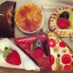 鎌倉山すぐの美味しいケーキ屋さん、ル・ミリュウ。展望のよいカフェも併設でおすすめ