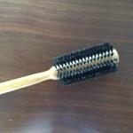 髪質が変わってセットも楽チン。つやが出てカールが出来るお気に入りのヘアブラシ