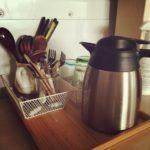 我が家の麦茶ポット定番。サーモス保温ポットが大活躍